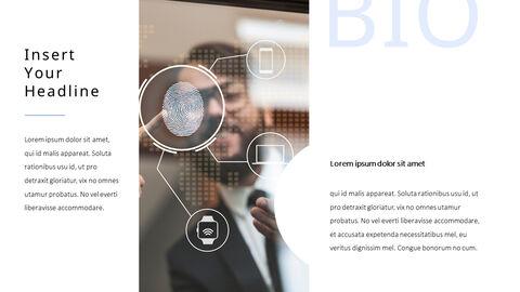 생체 인식 보안 프레젠테이션용 PowerPoint 템플릿_11