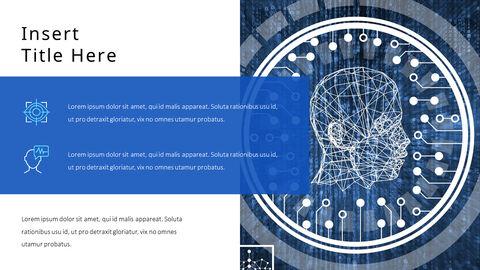 생체 인식 보안 프레젠테이션용 PowerPoint 템플릿_14