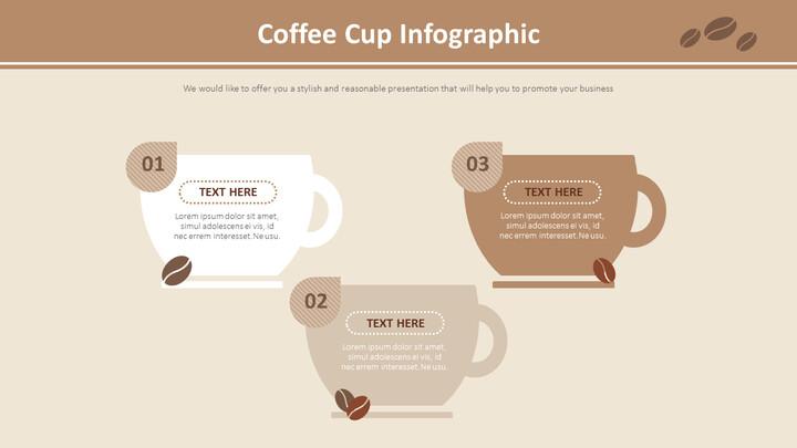 커피 컵 인포 그래픽 다이어그램_01