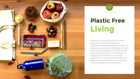 Eco-Friendly Recycling Theme PPT Templates_02