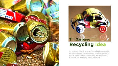 친환경 재활용 테마 PPT 템플릿_13