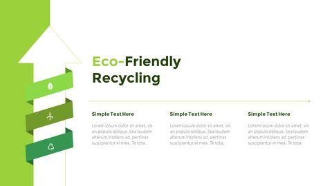 친환경 재활용 테마 PPT 템플릿_19