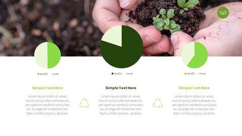 친환경 재활용 테마 PPT 템플릿_38