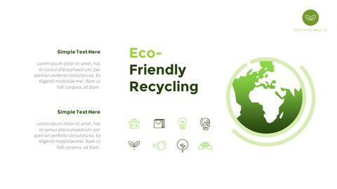 친환경 재활용 테마 PPT 템플릿_39