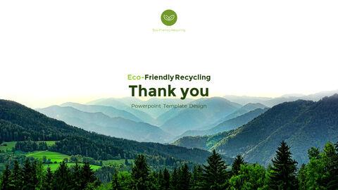 친환경 재활용 테마 PPT 템플릿_40