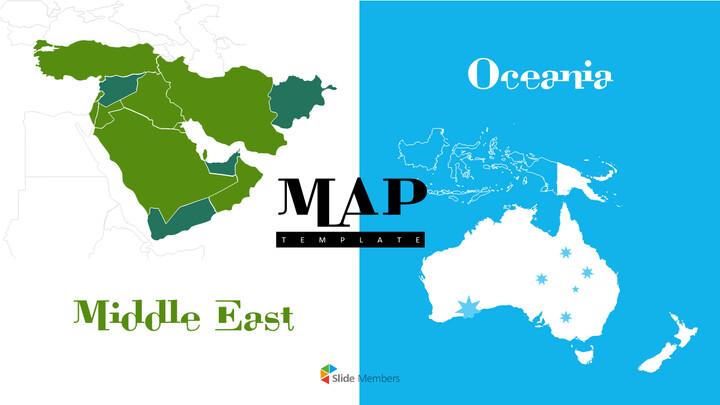 오세아니아 및 중동지도 프레젠테이션_01