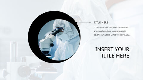 품질 보증 및 품질 관리 테마 PPT 템플릿_39