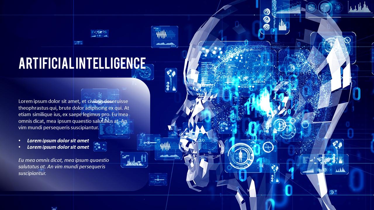 Artificial Intelligence Best Powerpoint Templates
