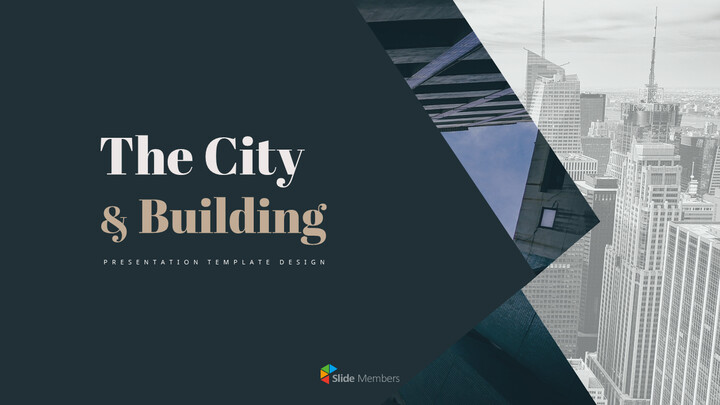 City & Building Best PowerPoint Presentations_01