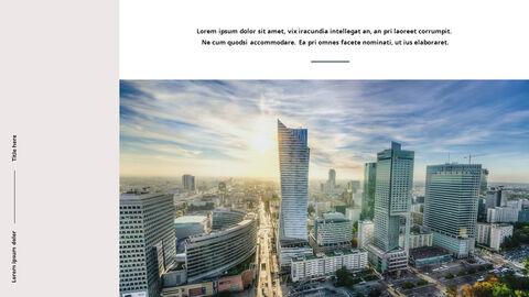 도시 및 건물 베스트 파워포인트 프레젠테이션_04