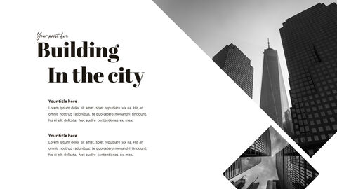 City & Building Best PowerPoint Presentations_03