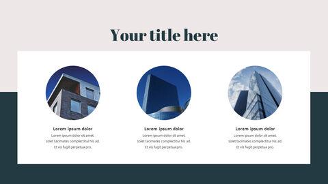 도시 및 건물 베스트 파워포인트 프레젠테이션_10