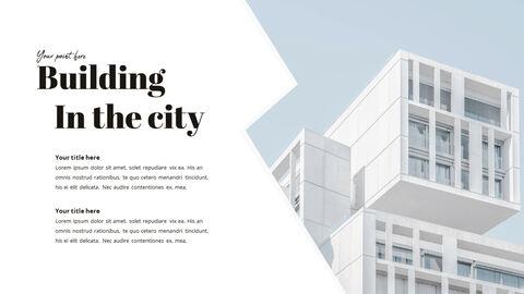 도시 및 건물 베스트 파워포인트 프레젠테이션_20
