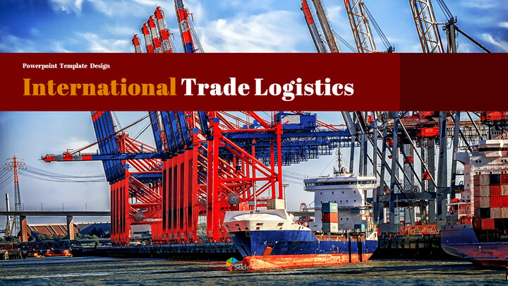International trade logistics PowerPoint Slides_01