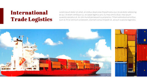 International trade logistics PowerPoint Slides_03