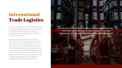 국제 무역 물류 파워포인트 슬라이드_11