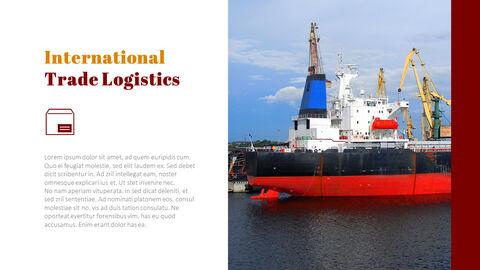 국제 무역 물류 파워포인트 슬라이드_22