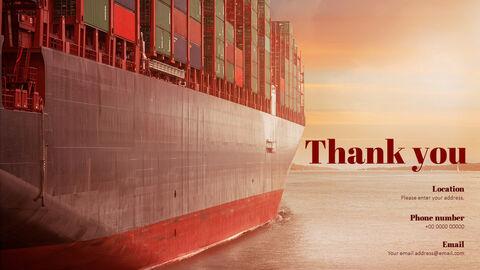 국제 무역 물류 파워포인트 슬라이드_40