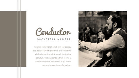 Orchestra PowerPoint Templates for Presentation_02