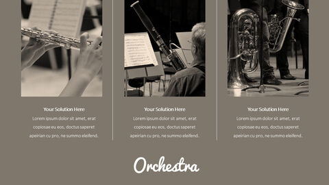 Orchestra PowerPoint Templates for Presentation_05