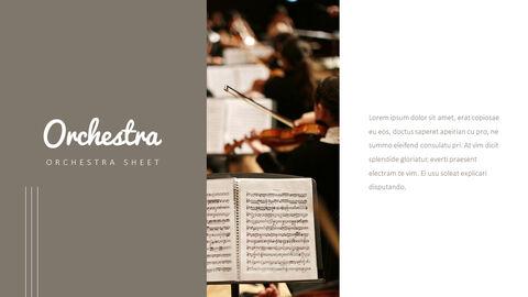오케스트라 프레젠테이션용 PowerPoint 템플릿_12