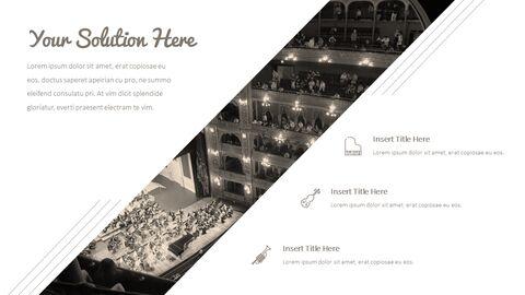 오케스트라 프레젠테이션용 PowerPoint 템플릿_25