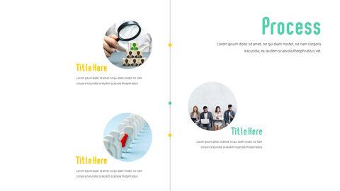 리크루트 (채용) PowerPoint 템플릿 디자인_29