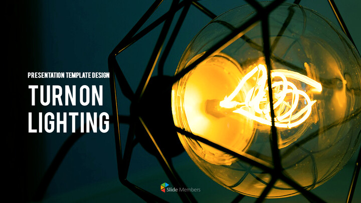 Turn on Lighting Presentation PPT_01