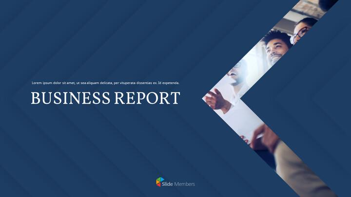 사업 보고서 프리미엄 파워포인트 템플릿_01