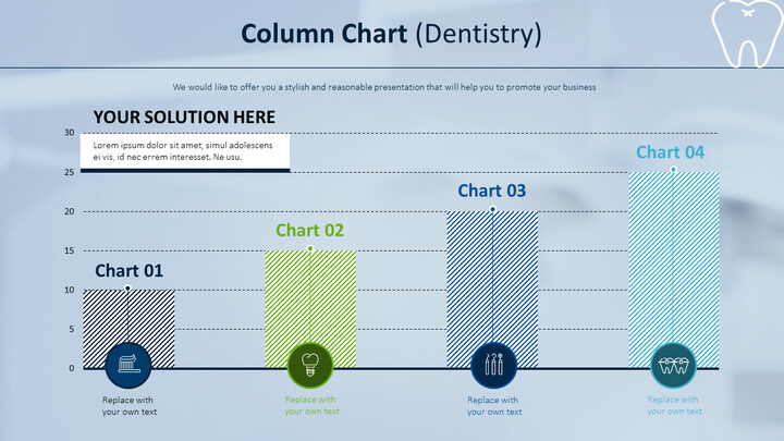 Column Chart (Dentistry)_01
