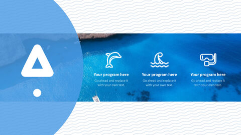 Dolphin PowerPoint Templates for Presentation_03