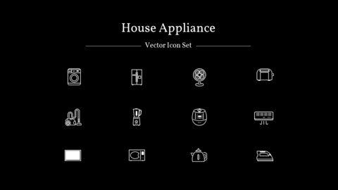 가정용 기기 테마 프레젠테이션 템플릿_41