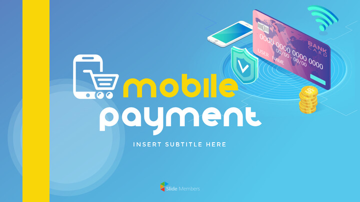 Mobile Payment Simple Templates Design_01
