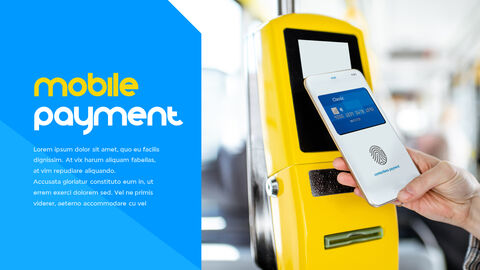 Mobile Payment Simple Templates Design_02