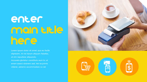 Mobile Payment Simple Templates Design_05
