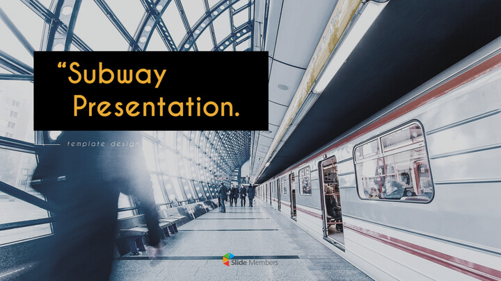 Subway PowerPoint Presentation Examples_01