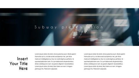 Subway PowerPoint Presentation Examples_03