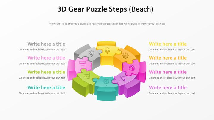 3D 기어 퍼즐 단계 다이어그램 (해변)_02
