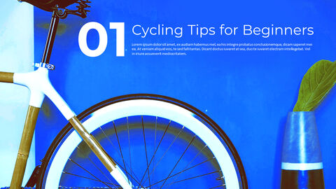 Cycling Tips for Beginners Theme PT Templates_02