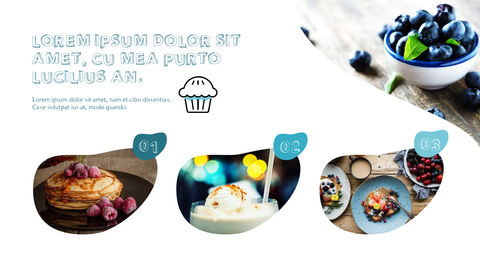 Dessert Theme PPT Templates_04
