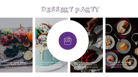 Dessert Theme PPT Templates_05