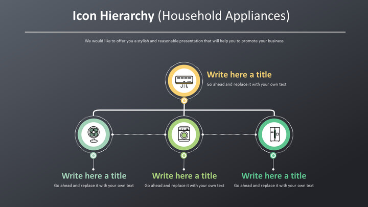 Icon Hierarchy Diagram (Household Appliances)_02