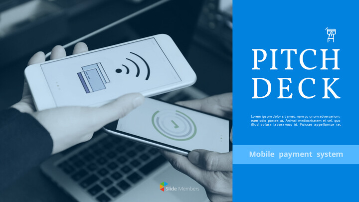 Mobile Payment System Pitch Deck PowerPoint Design_01