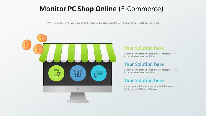 PC Shop 온라인 다이어그램 모니터링 (전자 상거래)_02