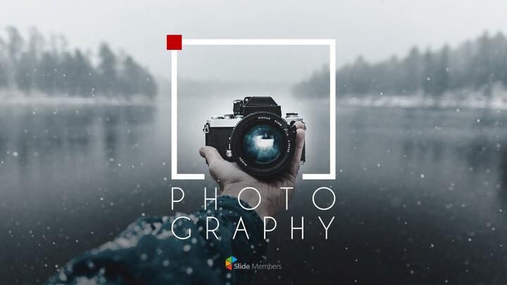 포토그라피 파워포인트 템플릿_01