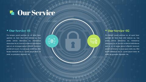 보안 회사 피치덱 파워포인트 프레젠테이션 디자인_08