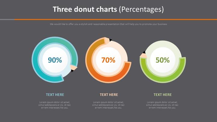3 도넛 차트 다이어그램 (백분율)_01