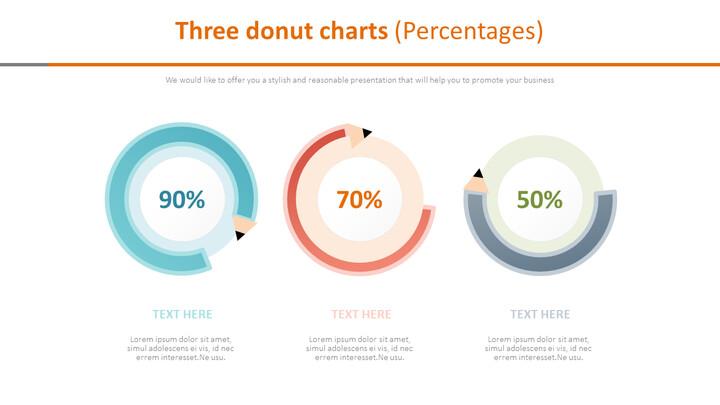 3 도넛 차트 다이어그램 (백분율)_02