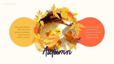가을 파워포인트 비즈니스 템플릿_04