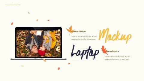 가을 파워포인트 비즈니스 템플릿_21